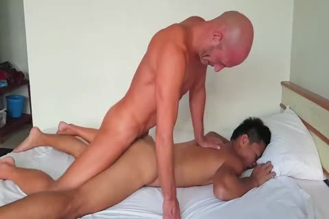 DADDY poke asian
