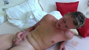 butthole fingering and passionate blowjobs with an non-professional