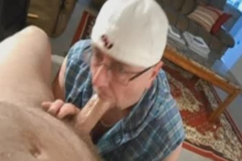 Hung Verbal Married man receives His rod Worshiped