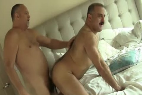 Two Daddies Play: giving a kiss-bj -BB-ATM-BB- POWERFUCK-BB-HJ-sperm