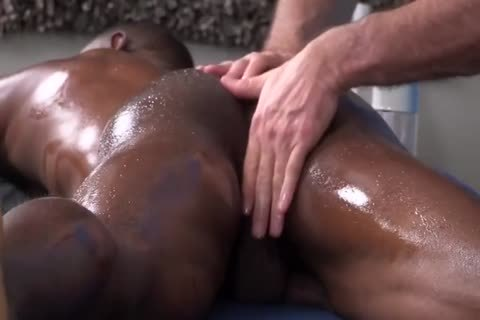 Super lad Massaged And Worshipped