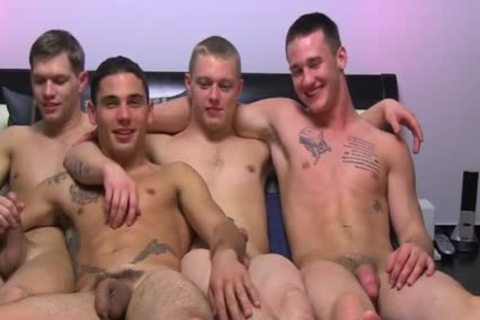 Straight boyz Try Out sweet gay Sex And cum