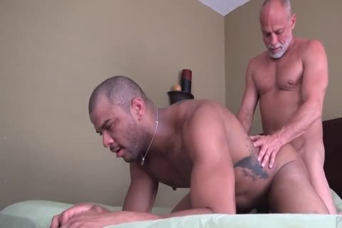 grandpa plows His Muscle Toyboy