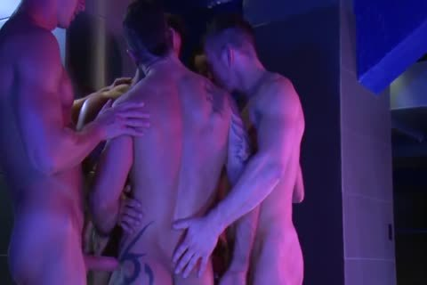 homosexual lusty orgy