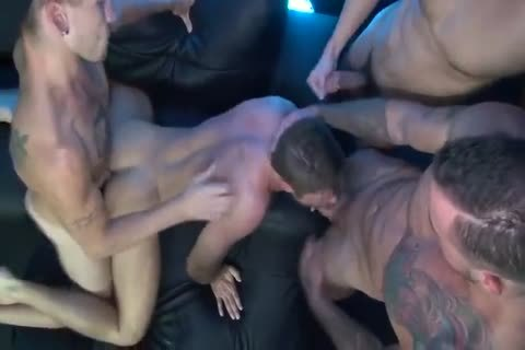 delicious raw gay fuckfest By VE1988