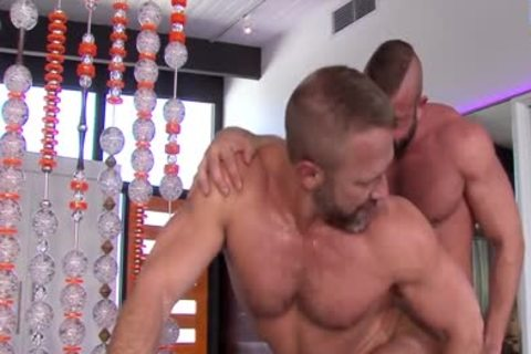 Hunter Marx And Dirk Caber