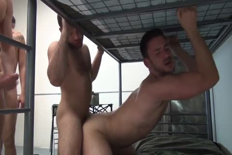 group-sex - Army studs