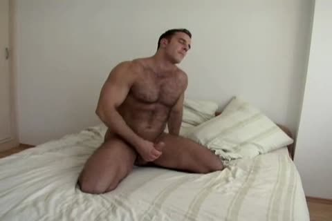 Ted Colunga monstrous knob jerk off