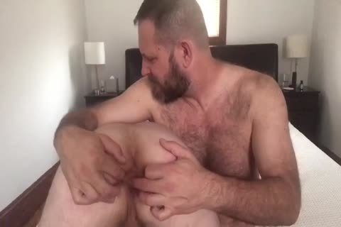 Full Clip Of Seattle Daddy And College Otter. naked, Verbal Sex