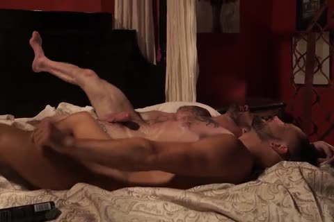 Jeffrey Lloyd And Sergeant Miles Have A Fetish Session