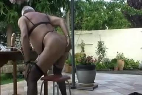 Nudansboue old Sissy Outdoor Exhibitionist Collection