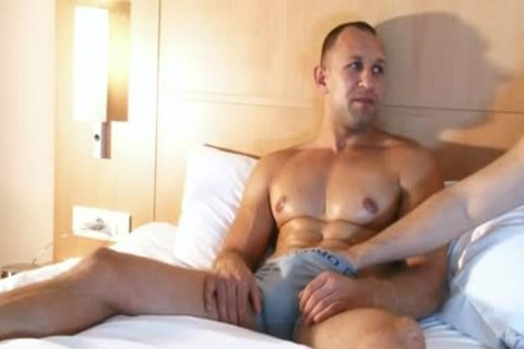 straight man In A homosexual Porn In Spite Of Him : Igor My Gym Trainer