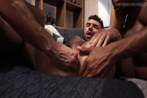 tasty 3some - Fisting, ass invasion, blow job, sperm On anal