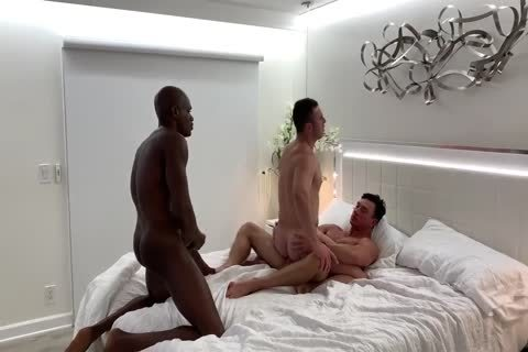 Two large ramrod Making Love To His butt
