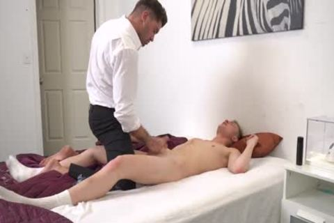 'Step-Son team-pounded By Step daddy'