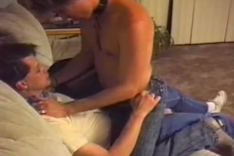 Raw paramours exchange cum on their daybed